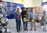 Jóvenes lumbrerenses viajarán a la nieve con el programa 'Murcia Bajo Cero'