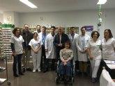 El hospital Lorenzo Guirao de Cieza dispondrá de una sala blanca de farmacia para la producción de medicación personalizada