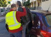 Un guardia civil franco de servicio frustra el robo en su domicilio