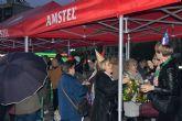 La Nochevieja se adelantó en Las Torres de Cotillas con una gran fiesta en la calle