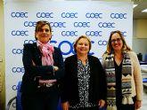 Directivas de COEC se reúnen con la directora general de Dialogo social y Bienestar Laboral
