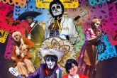 Los cartageneros recordarán las aventuras de Miguel en las Tierras de los Muertos en el tributo a Coco