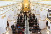 Más de 300 lumbrerenses disfrutan del concierto de Navidad de la Orquesta de Jóvenes de la Región de Murcia