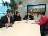 El Ayuntamiento renueva su colaboración con la Asociación Amistad y Solidaridad con el Pueblo Saharaui Mar Menor