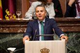 Cano: 'Sánchez e Iglesias son una grave amenaza para la agricultura murciana con el acuerdo cerrado esta tarde'