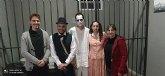 Éxito de la visita teatralizada 'Un fantasma en La Cárcel'