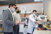 La UPCT desarrolla una nueva tecnología microondas para convertir los desechos de peces en harina