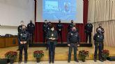 El Ayuntamiento equipa a la Policía Local de  Puerto Lumbreras con chalecos antibalas y anticorte
