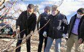 Pablo Casado reclama en Murcia un Pacto Nacional por el Agua y un justo reparto de los fondos europeos