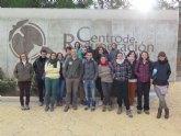 El Centro de Recuperación de Fauna celebra sesiones teórico-prácticas para alumnos del Máster de gestión de la fauna silvestre