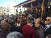 La Fiesta de las Cuadrillas reúne a miles de personas en Barranda