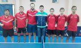 Resultados fin de semana Club Totana TM. 3ª nacional: Totana B 6 - ATM la Nave 0