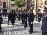 Celebración del patrón de la Policía Local de Mula 2016