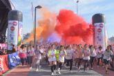 13.000 runners dan la bienvenida al Carnaval en Murcia