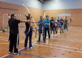 El club de tiro con arco 'Orión' torreño propone un nuevo curso