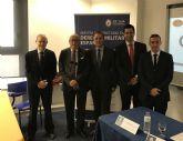 Charlas: máster derecho militar español de la ucam