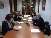 La Junta de Gobierno Local de Molina de Segura adjudica las obras de dotación del servicio de agua potable en diversas zonas del municipio