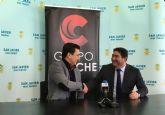 El Grupo Corporativo Caliche confirma su permanencia en el municipio y el traslado de su sede central con 400 trabajadores a la población de San Javier