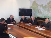 Urbanismo y la Junta de Hacendados revisan proyectos en marcha dentro del Plan de Recuperación de la Huerta