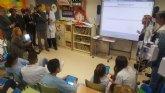 Los alumnos hospitalizados potenciarán su aprendizaje con el uso de tecnología móvil