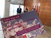 El Ayuntamiento de Murcia pone de nuevo en marcha las actividades medioambientales que se organizarán hasta el mes de mayo