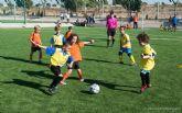 Publicados los horarios de la jornada trece de la Liga Comarcal de Futbol Base