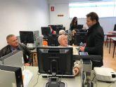 Clausura del Taller de formación sobre Informática Básica, actividad enmarcada en el proyecto 'Dinamización Local Torre-Pacheco'