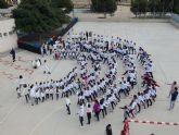 Los colegios del municipio celebran el día de La Paz 2018 con actividades solidarias