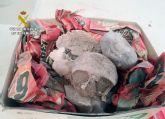 La Guardia Civil recupera 80.000 piezas arqueológicas halladas en una nave industrial de Lorca