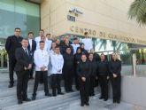 Alumnos de las asociaciones Columbares y Cáritas se forman en el Centro de Cualificación Turística