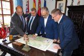 Los ayuntamientos de Caravaca y Vélez Blanco inician el proyecto de señalización del 'Camino Real de los Vélez'