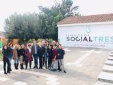 El centro para menores tutelados por la Comunidad ´La Fuente´ (Santomera) estrena instalaciones