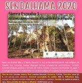 Apertura del plazo de inscripción para las rutas n° 1 y n° 2 de Sendalhama 2020