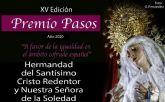El Premio PASOS 2020 se entrega este sábado en el Teatro Romano