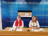 Dolores Redondo, Soledad Puértolas, Paloma Sánchez-Garnica, David Lozano y Cristina Morató participan en el programa del Ciclo Escritores en su tinta 2020 de Molina de Segura
