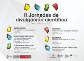 La ciencia invade Cieza en las II Jornadas de Divulgación Científica de la UMU