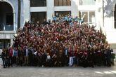 La Universidad de Murcia recibe a más de 300 estudiantes internacionales en el segundo cuatrimestre