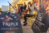 Un trío de músicos excepcionales protagonizará el VII Concierto Extraordinario de Entre Cuerdas y Metales