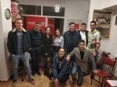 Juventudes Socialistas del Municipio de Murcia reelige a J. Javier Espinosa como Secretario General