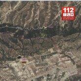 Ciclista herido al sufrir una caída en la Senda Bonita, en el Parque Regional Valle-Carrascoy