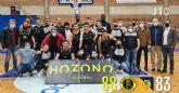 Un estratosférico Zane Najdawi lleva al Hozono Global Jairis a su quinta victoria de la temporada