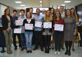 San Pedro del Pinatar premia a los alumnos excelentes en bachillerato y grados universitarios