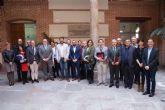 David Martínez representa desde ayer a la Región de Murcia en  la Comisión de Cultura de la FEMP