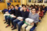 Estudiantes murcianos participan este fin de semana en la Olimpiada Nacional de Física