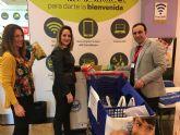 La concejala de Servicios Sociales, Estíbaliz Masegosa anima a participar en la campaña de recogida de alimentos promovida por Carrefour y Banco de Alimentos este fin de semana en San Javier