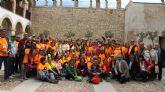 El Grupo de Senderismo Sénior de Cartagena peregrina a Caravaca de la Cruz