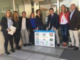 Los edificios públicos de San Javier contarán con pictogramas identificativos para personas con dificultades cognitivas