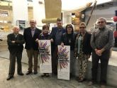 Se inaugura la exposición del alfarero totanero Francisco Tudela en el Centro de artesanía de Murcia