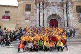 Los peregrinos del programa para mayores llegan a Caravaca