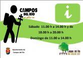 Campos del Río pone en marcha un nuevo Punto de Información Turística